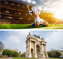 חבילת ספורט לכדורגל איטלקי - מילאן מול יובנטוס במילאנו החל מכ-€666*