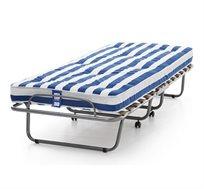 מיטה מתקפלת קלה במיוחד לאירוח הכוללת מזרן נוח במיוחד