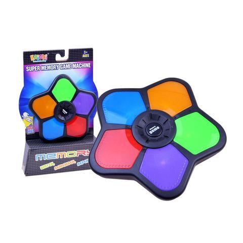 משחק זיכרון אלקטרוני סיימון 5 אורות