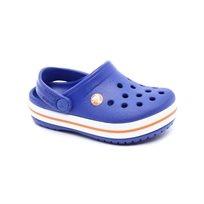 Crocs Crocband Clog Kids - כפכף ילדים קרוקס קרוקבנד בצבע כחול