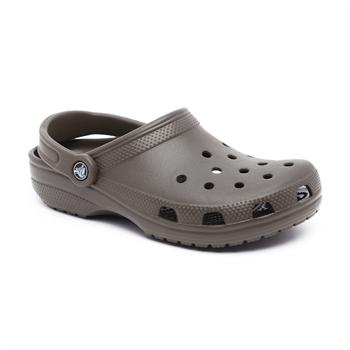 Crocs Classic - כפכפי קרוקס קלאסיים בצבע חום