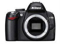 מצלמה דיגיטלית ניקון D3000 - גוף בלבד, עם 10.2MP + מסך 3 אינץ', ב-₪1399!