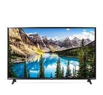 """טלוויזיה """"43 LG LED Smart TV עם פאנל IPS ברזולוציית 4K דגם 43UJ630Y"""