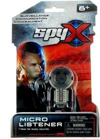 מאזין צעיר Spy X