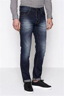 מכנס ג'ינס לגבר DEVRED דגם 4068039 בצבע כחול כהה