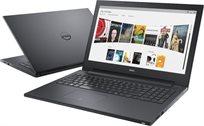 """מחשב נייד 15.6"""" Dell סדרת Inspiron 15 דגם 15R-3543, מעבד Core I5 דור חמישי, זיכרון 8Gb, דיסק קשיח 1Tb, מערכת הפעלה Windows 8 - מוחדש"""