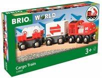 בריו Brio רכבת משא / מטען