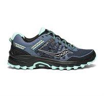 נעלי ריצה לנשים - כחול טורקיז