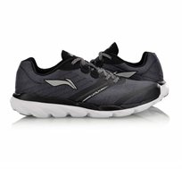 נעלי ריצה אימון לגברים Li Ning Lightweight Running - אפור כהה