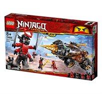 נינג'ה לגו קול הקודח LEGO