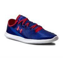 נעלי אימון לאישה Under Armour W Studiolux Low Fresh - כחול אדום