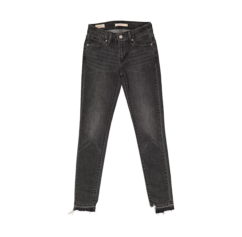מכנסי ג'ינס Levi's לנשים - שחור