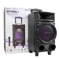 """רמקול Bluetooth נייד  8"""" OPTIMUS-4"""