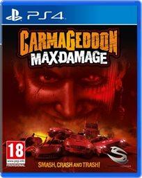 Carmageddon Max Damage Ps4 אירופאי!