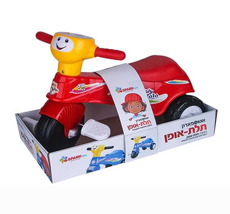 אוטוספארק תלת אופן Spark toys