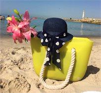 כובע מצחיה לנשים ברווז - צבע לבחירה