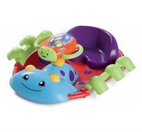 עכביש Rock 'n' Spin לילדים Little Tikes עם מושב גבוה מתכוונן - משלוח חינם!