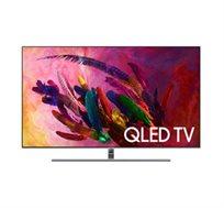 "מסך 75"" Flat Premium Slim 4K QLED SMART TV  דגם QE75Q7FN"