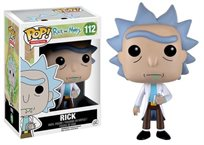 Funko Pop - Rick (Rick And Morty)  112 בובת פופ ריק ומורטי