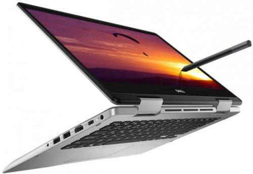 """מחשב נייד מסך מגע 14"""" Dell Inspiron 5482 מעבד Core i7 זיכרון 8G דיסק 256SSD"""