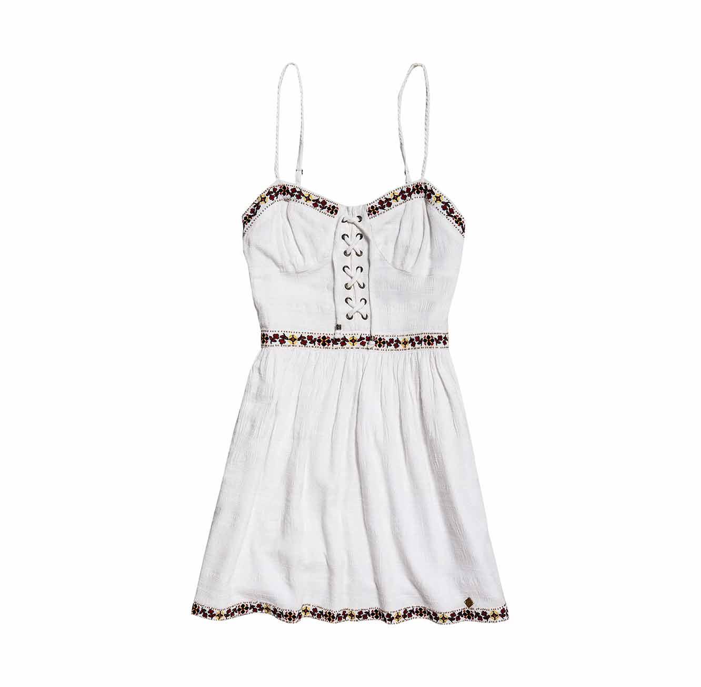 שמלה קצרה Tamara Boutique לנשים - לבן