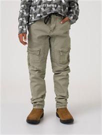 מכנסי דגמח זית