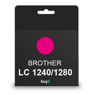 ראש דיו תואם BROTHER LC 1240/1280 אדום