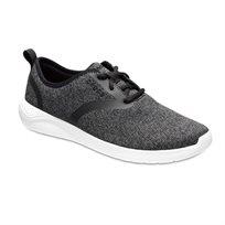 2399a4e3a11e Crocs LiteRide Lace - נעלי סניקרס ספורטיביות בטכנולוגיית לייט רייד בצבע  שחורלבן
