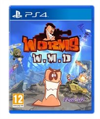 Worms : Weapons Of Mass Destruction Ps4 במלאי! אירופאי!