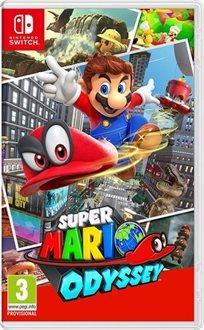 Super Mario Odyssey Nintendo Switch מריו אודיסי נינטנדו סוויץ'