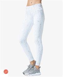 מכנס ספורט  high waist crackle legging