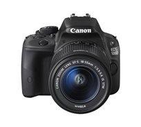 מצלמת SLR EOS 100D כולל עדשה 18-55, מבית CANON