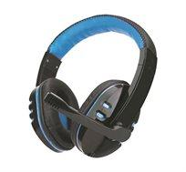 אוזניות גיימריים עם מיקרופון BDK דגם CX2