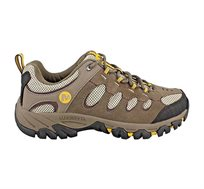 נעלי הליכה וטיולים לגבר MERRELL דגם J246519C בצבע חום/צהוב