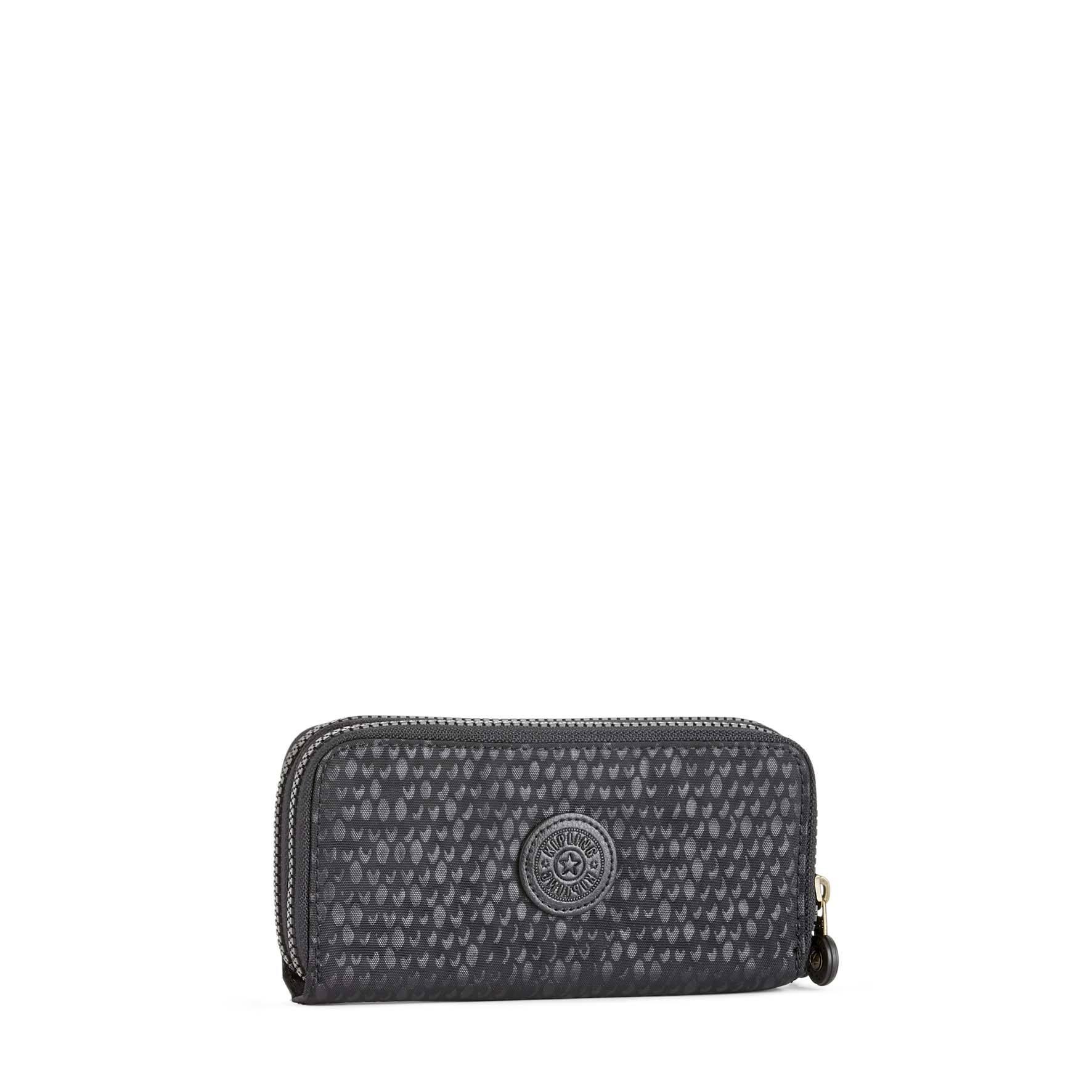 ארנק גדול Uzario - Black Scale Embשחור מנומר