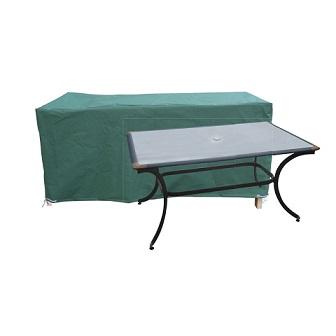 כיסוי איכותי לשולחן מלבני או אובלי