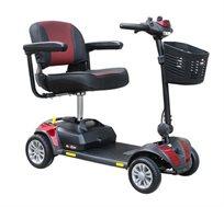 קלנועית חזקה ויציבה עם כיסא ישיבה מרווח KPL 001
