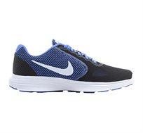 נעלי ריצה לאישה NIKE דגם 819303-020 Revolution 3 בצבעי שחור כחול