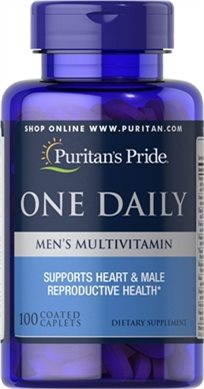 Puritan's One Daily Men's Multivitamin