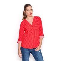 חולצת Capri אדום פס