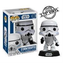 Funko Pop - Stormtrooper (Star Wars) 05 בובת פופ