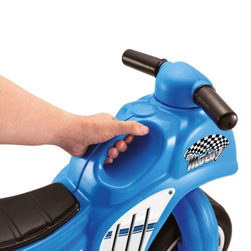 אופנוע הראשון שלי - אופנוע דחיפה ואיזון לגיל שנתיים ומעלה - כחול - תמונה 2