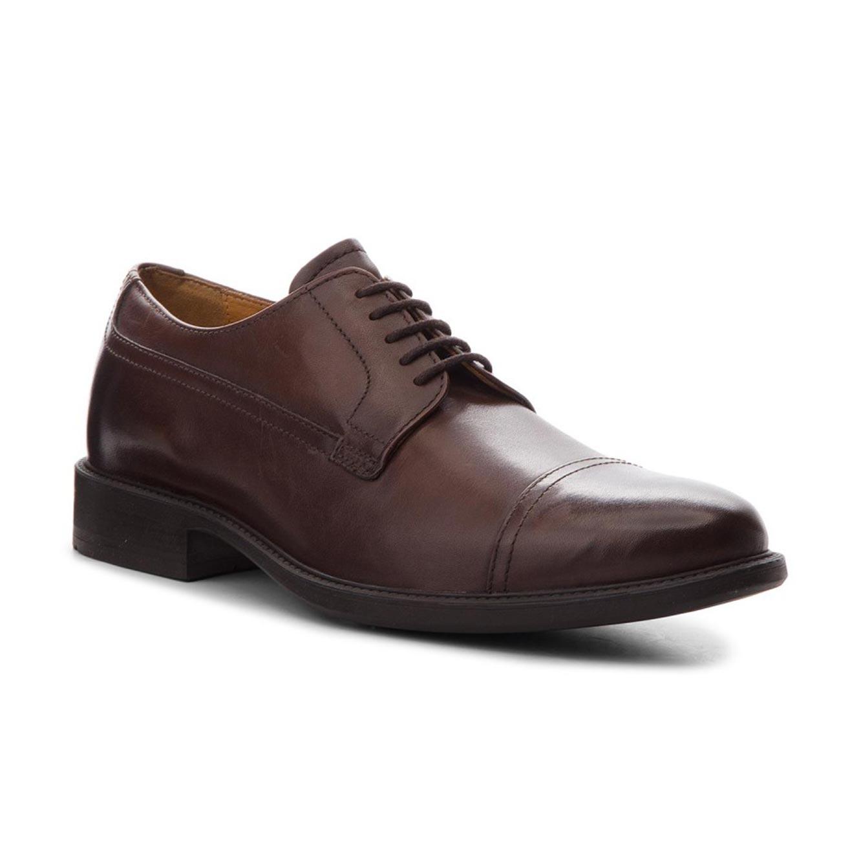 נעלי GEOX קלאסיות לגברים U CARNABY G - SMO.LEA - צבע לבחירה