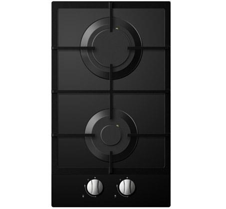 כיריים גז זכוכית שחור MIDEA DOMINO זוגי 30G20MA060-GFN BLACK