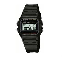 שעון יד דיגיטלי קלאסי - שחור