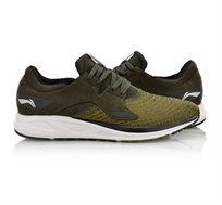 נעלי ריצה/אימון לגברים Li Ning Light Speed בצבעי חאקי