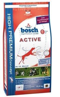 בוש אקטיב לכלבים פעילים 15 ק''ג Bosch