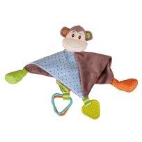 שמיכי לתינוק עם שני נשכנים - קוף מבצע