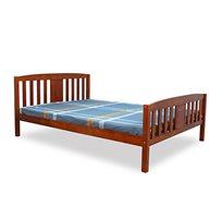 מיטה זוגית דגם DEYA מעץ מלא - משלוח חינם