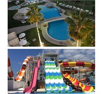"""חופשה בפאפוס, קפריסין ביולי ל-3 עד 7 לילות במלון 4* ע""""ב הכל כלול + כניסה לפארק מים החל מכ-$449*לאדם!"""